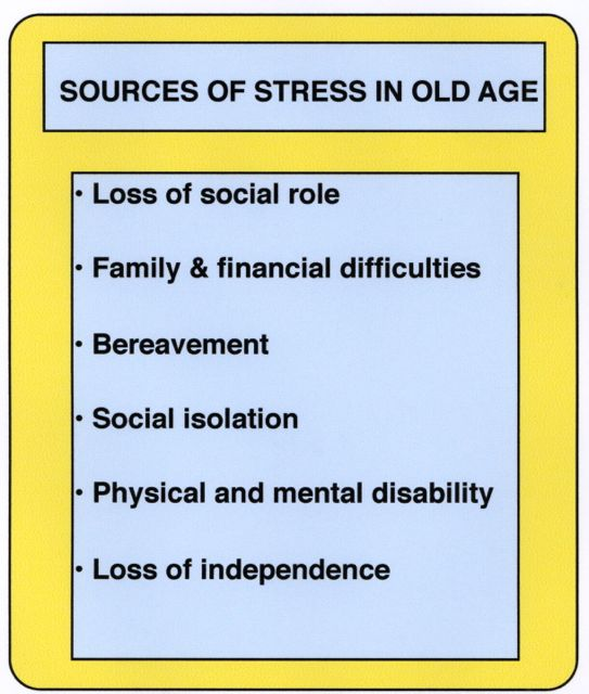 StressElderly